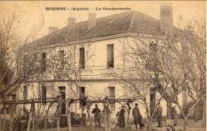 Boghni- La gendarmerie