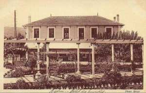 Boghni-L'Hôtel des touristes