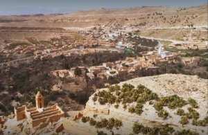 Khenchela / Taberdga Un village pas comme les autres