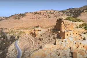 Khenchela - Taberdga, un village attaché à son architecture séculaire