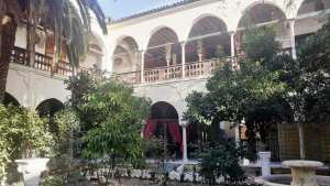 Constantine- Palais Ahmed Bey