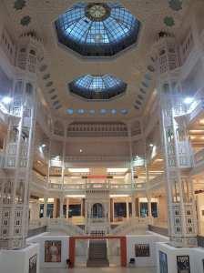 Le Musée d'Art Moderne d'Alger