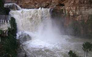 Tlemcen- Cascades d'El-Ourit