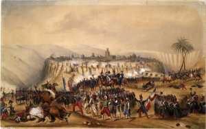 La prise de Constantine, 1837