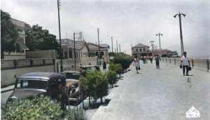 Bousmail boulevard de la plage