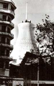 Alger- Cathédrale du Sacré Coeur