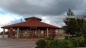 Kiosque au plateau de Lalla Setti