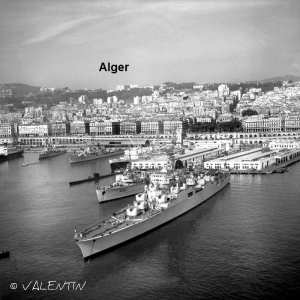 Ancienne photo d'Alger