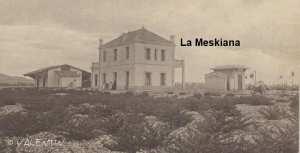 Oum El Bouaghi- la gare Meskiana