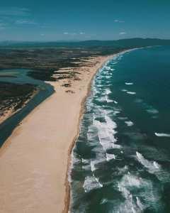 من أطول سواحل الجزائر شاطئ الرميلة ولاية سكيكدة