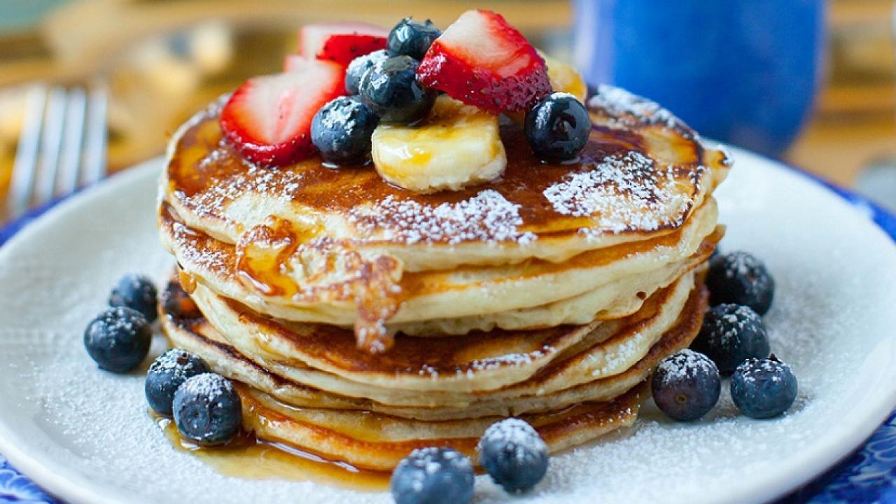 Pancakes- La recette