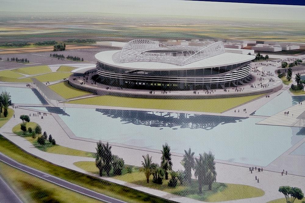 Alger 2030 : les projets qui transformeront la ville /stade be baraki