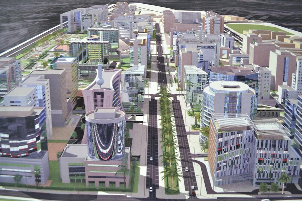 Alger 2030 : les projets qui transformeront la ville / quartier d'affaires