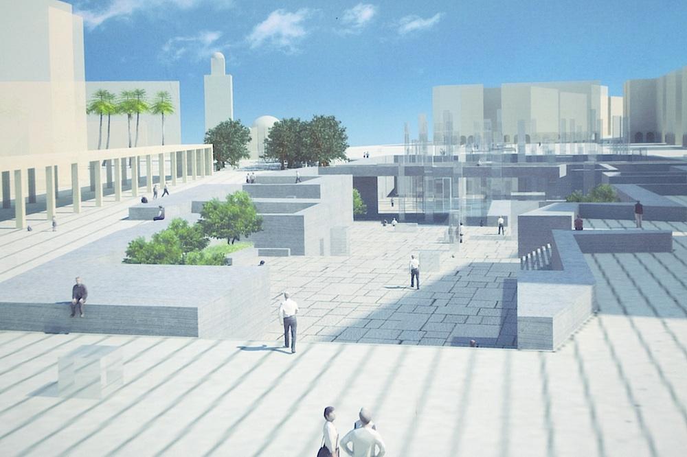 Alger 2030 : les projets qui transformeront la ville/Place des Martyrs
