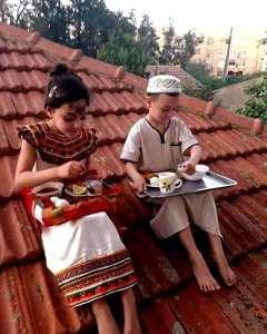 1er ramadan pour les enfants : tradition ancestrale de chez nous en kabylie