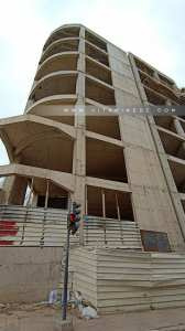 Nouveau parking à Tlemcen (Bab El Djiad)