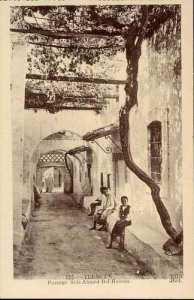 Tlemcen - Passage Sidi-Ahmed Bel Hassen