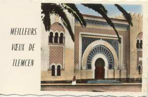 Tlemcen carte postale