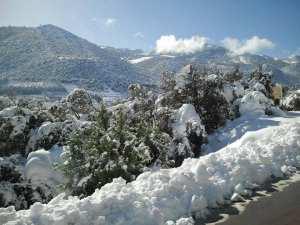 Profiter de la saison des neiges à Chélia