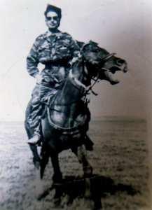 El moudajahid le capitaine Boulazazen Hocine .