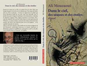 Editions Frantz Fanon, roman d'Ali Mouzaoui Dans le ciel, des oiseaux et des étoiles