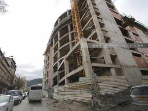 Nouveau Parking à etages à Tlemcen (Bab El Djiad)