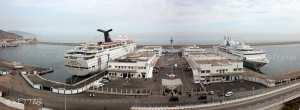 Oran- La gare maritime