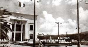 La mairie de Lourmel (El Amiria-Ain témouchent)
