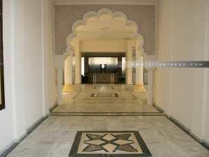 Hall de la Bibliothèque Mohamed Did de Tlemcen