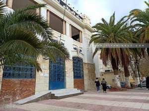 La Poste Centrale de Tlemcen