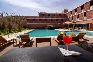 L'hôtel Touat d'Adrar
