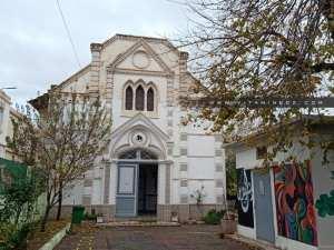 Tlemcen : l'ancien temple protestant