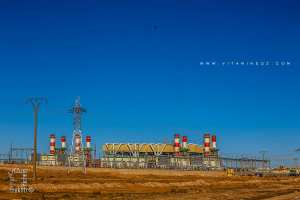 Centrale électrique de Mechria