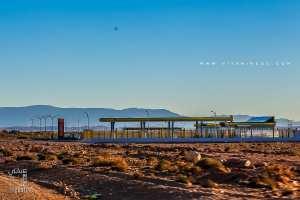 Station service Naftal Ain Sefra