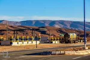 Station d'Essence de Tirkount non loin de Ain Sefra
