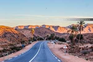 Oued Hadjad, entre Ain Sefra et Moghrar