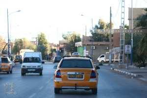 Un Taxi à Bechar