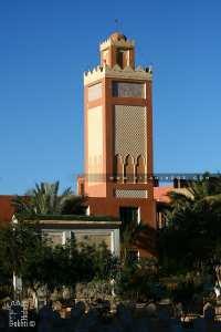 Masjid Echouhada (Mosquée des martyrs) à Bechar