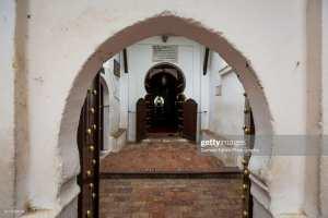 La grande mosquée de tlemcen