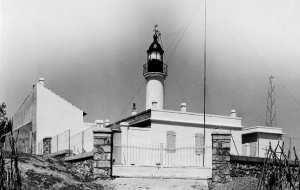 Phare de Cap Rosa- El Taref- Commune M'Rabtia