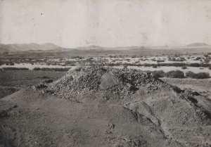 Tombe de la reine Tin Hinan à Abelessa, Algérie
