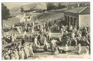 Boghari-Le-Marche-Aux-Grains