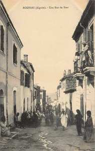 BOGHARI-Une-rue-du vieux -Ksar