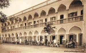 Laghouat-Hôtel saharien