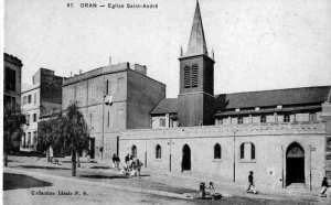 Oran-Eglise St André