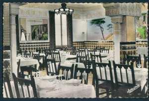 l'interieur de Hôtel Restaurant l'Atlantide