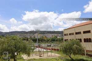 Grand Bassin et station téléphérique de Tlemcen