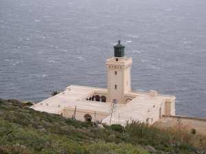Chlef- phare de cap Ténès-