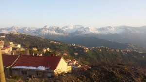 Bouira-Djurdjura ces montagnes protectrices de la Kabylie