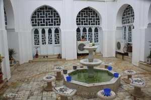 Tlemcen- Nedroma-Jamaa el kebir- La cour